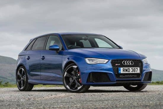 RS3 Sportback (8V MQB - Pre Facelift Only)  2015-2017