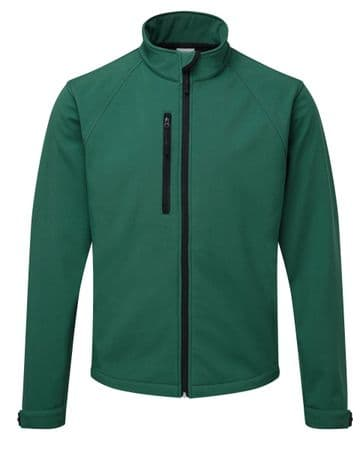 C.R.F.C SOFSHELL JACKET WITH EMBROIDERED LOGO