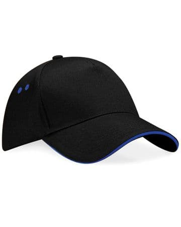 CAITHNESS ARCHERS ADULT BASEBALL CAP WITH EMBROIDERED LOGO