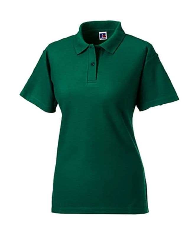 CAITHNESS RDA LADIES FITTED POLO WITH EMBROIDERED LOGO