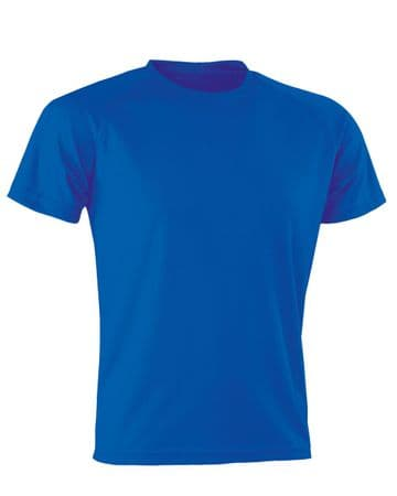 EAST END FC ADULT AIRCOOL T SHIRT WITH LOGO