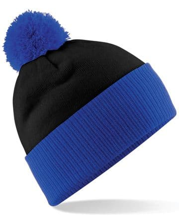EAST END FC ADULT BEANIE WITH EMBROIDERED LOGO