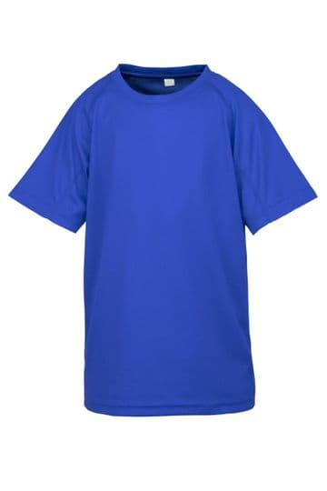 EAST END FC KIDS  AIRCOOL T-SHIRT WITH LOGO