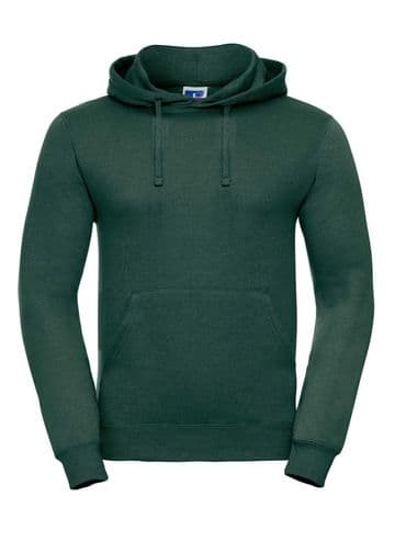 KEISS PRIMARY SCHOOL BOTTLE GREEN PULLOVER HOODIE WITH LOGO