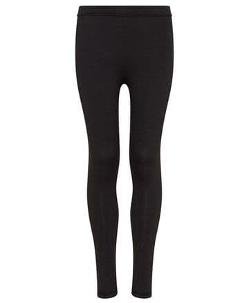 KIDS BLACK ALTHETIC LEGGINGS