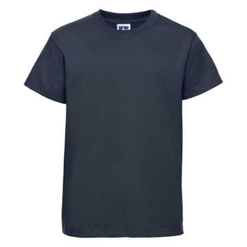 LYBSTER PRIMARY SCHOOL NAVY  T- SHIRT WITH LOGO