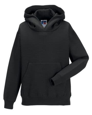 NRG KIDS UNISEX PULLOVER HOODIE WITH EMBROIDERED LOGO