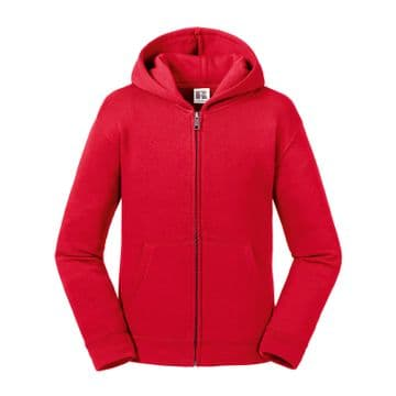 PENNYLAND NURSERY ZIPPED HOODIE WITH EMBROIDERED LOGO