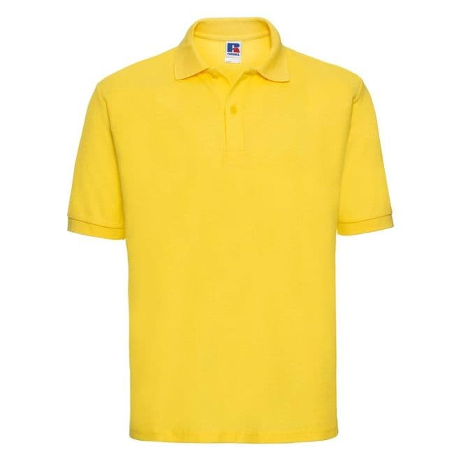PENNYLAND PRIMARY SCHOOL YELLOW CLASSIC POLO SHIRT WITH LOGO