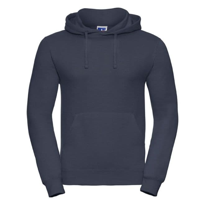 THRUMSTER  PRIMARY SCHOOL NAVY PULLOVER HOODIE WITH LOGO