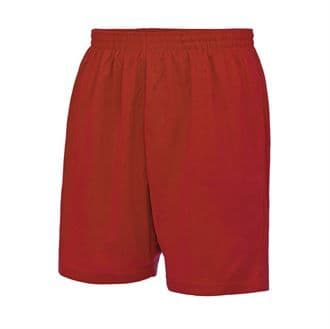 THURSO ASC KIDS SWIM SHORTS WITH EMBROIDERED LOGO