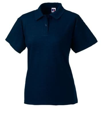 THURSO CAMERA CLUB LADIES FITTED POLOSHIRT