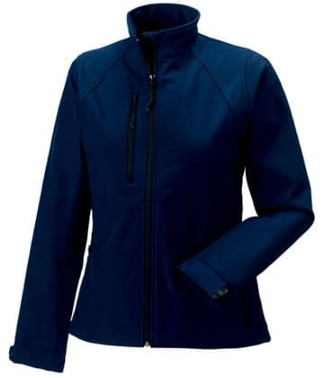 THURSO CAMERA CLUB LADIES FITTED SOFTSHELL JACKET