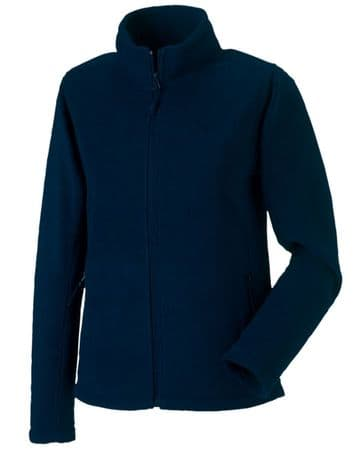 THURSO CAMERA CLUB LADIES FULL ZIP FITTED FLEECE