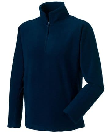 THURSO CAMERA CLUB UNISEX ADULT 1/4 ZIP FLEECE