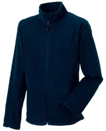 THURSO CAMERA CLUB UNISEX ADULT FULL ZIP FLEECE