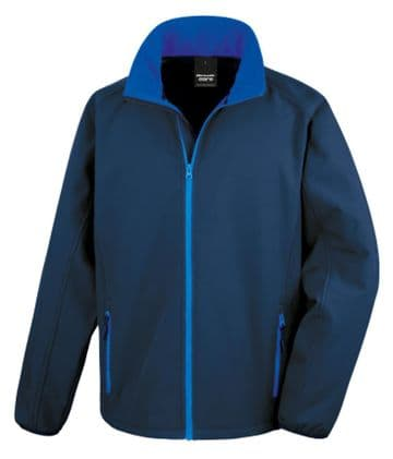 THURSO CAMERA CLUB UNISEX ADULT RESULT SOFTSHELL JACKET