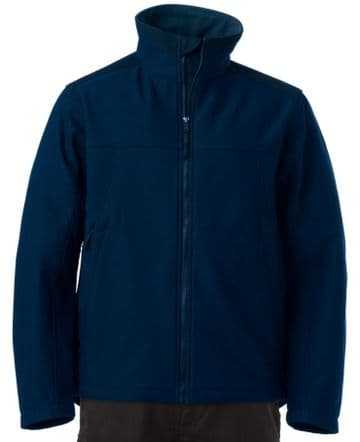 THURSO CAMERA CLUB UNISEX ADULT SOFTSHELL JACKET
