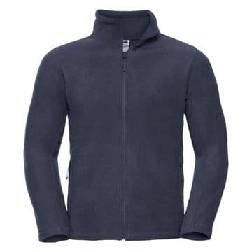 TONGUE  PRIMARY SCHOOL NAVY FLEECE WITH LOGO
