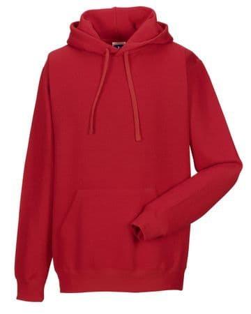 WICK GROATS FC HOODIE WITH EMBROIDERED LOGO