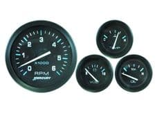 Mercury Mercruiser Gauge set 79-859700-A1