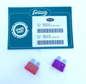 Whisper Power Fuse 50212154 / 3A