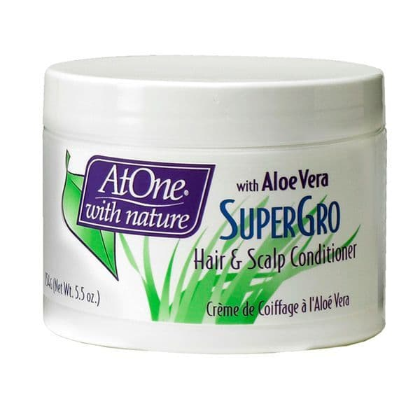 AtOne With Nature Super Gro Hair & Scalp Conditioner 154g