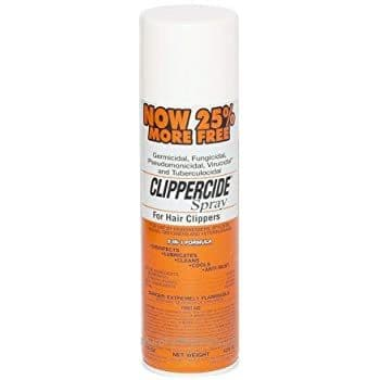 Clippercide Spray for Hair Clippers 5-in-1 Formula 425g