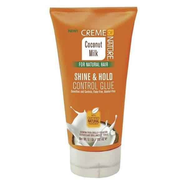 Creme of Nature Coconut Oil Shine & Hold Control Hold