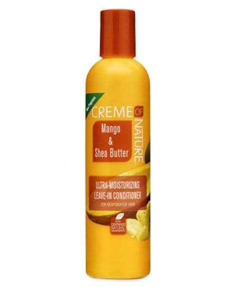Creme of Nature Mango & Shea Butter Ultra-Moisturizing Leave-in Conditioner