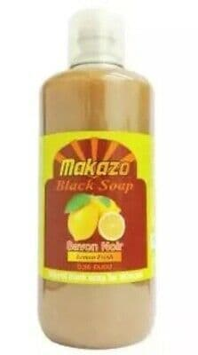 Makazo African Black Soap 977ml