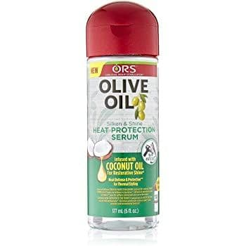 ORS Olive Oil Heat Protection Hair Serum 177ml