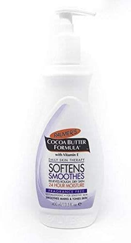 Palmer's Cocoa Butter Fragrance Free Body Lotion 400ml