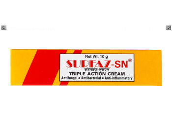 Surfaz-Sn Triple Action Cream