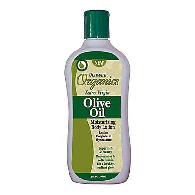 Ultimate Organics Olive Oil Body Whip 15oz