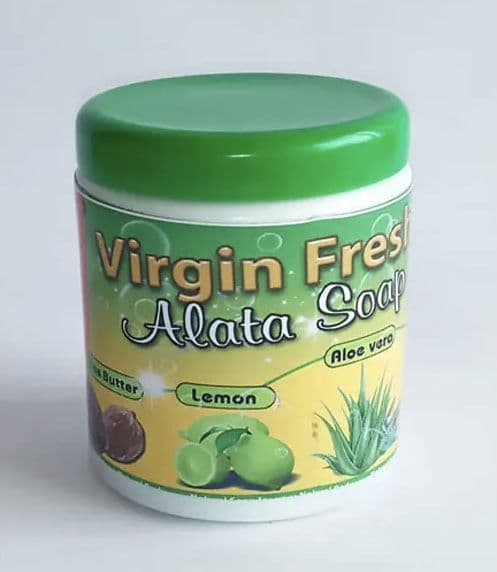 Virgin Fresh Alata Soap (Black Soap)