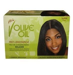 Vitale Olive Oil Touch Up Relaxer Kit