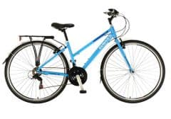 Dawes Discovery Trail EQ Low Step Hybrid Bike