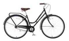 Probike Retro 1SP Black 700C Ladies Heritage Bike