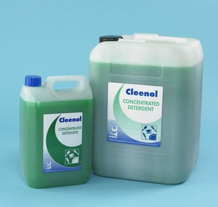Concentrated Detergent 2x5lt
