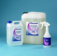 Sanitiser and cleaners