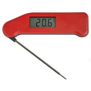 SuperFast Thermapen Red
