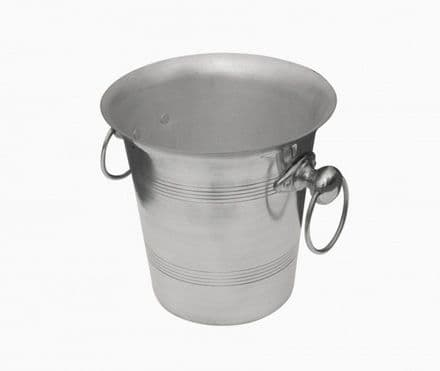 Traditional Champagne bucket