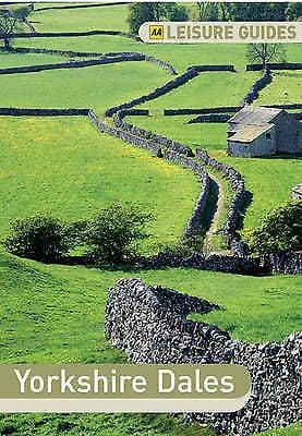 AA Leisure Guide Yorkshire Dales Book