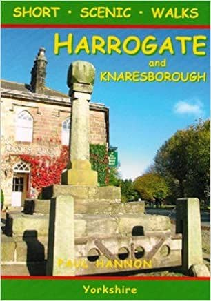 Harrogate And Knaresborough: Short Scenic Walks
