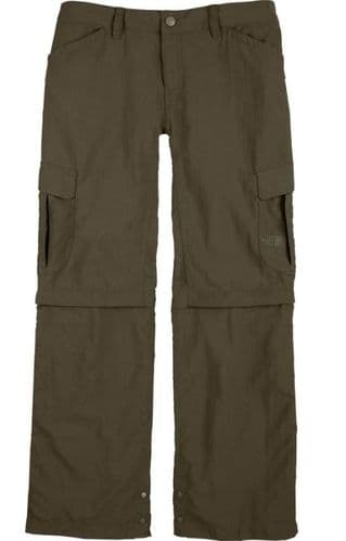 The North Face Women's Horizon Convertible Zip Off Trouser