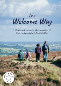 The Welcome Way Walk Book