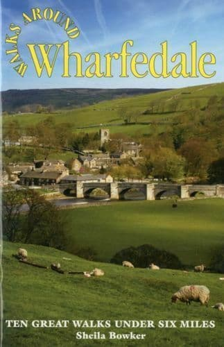 Walks Around Wharfedale Book