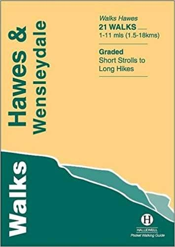 Walks Hawes and Wensleydale Book