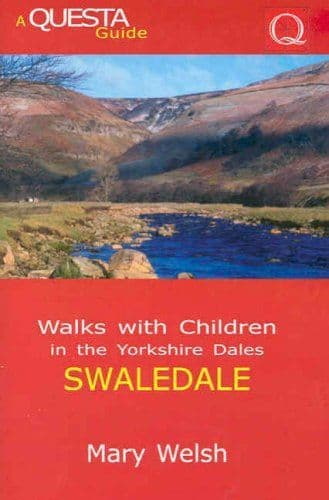 Walks With Children in Swaledale Book